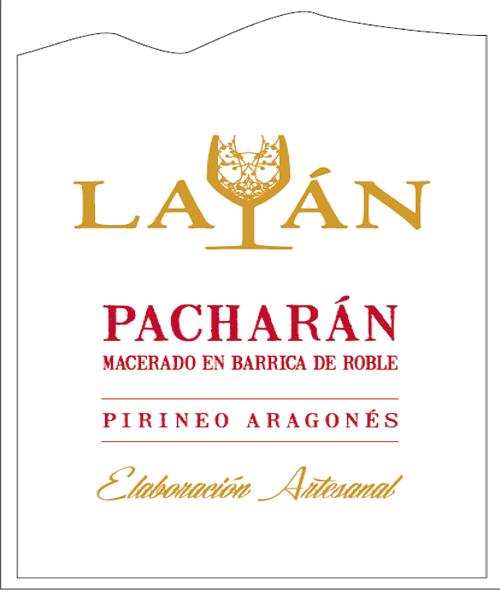 Pacharán Layán