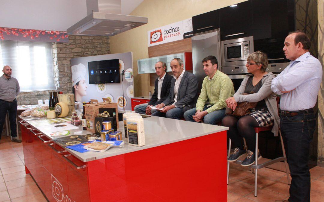 El Gastroespacio de Villanúa incorpora los productos locales a su nueva programación