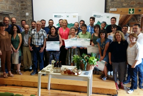 El IAF lanza 14 proyectos de empresas rurales sostenibles en el Pirineo con el apoyo de Adecuara y Cedesor