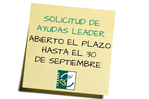 El 30 de septiembre cierra la segunda convocatoria de 2017 para solicitar ayudas Leader