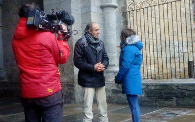 Adecuara y los viveros agroalimentarios de Jaca y Biescas, en el programa Tempero de Aragón Televisión