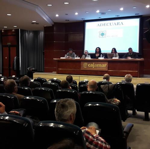 """Ternera del Valle de Aísa en la jornada """"Leader en la Comunidad Valenciana: Oportunidades para impulsar el emprendimiento rural"""""""