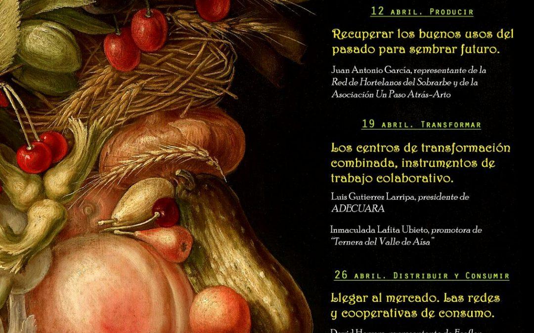 """Los Viveros de Adecuara en las charlas formativas """"Productos agroalimentarios. Desarrollo con fundamento en el medio rural"""""""