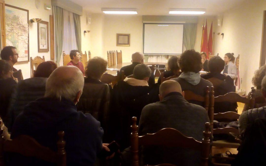 Gran interés en el Valle de Yerri por los viveros de Biescas y Jaca