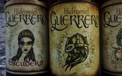 Guerrero, ganadores de la plata en la II Copa de la Reina de Hidromiel con «Idun»