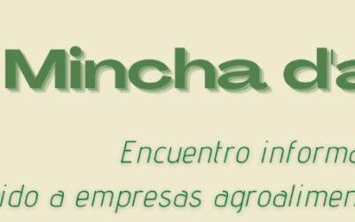 Encuentro informativo sobre el proyecto «Mincha d'aquí»