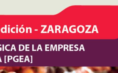 Primera edición en Zaragoza del curso de posgrado en Gestión estratégica de la empresa agroalimentaria